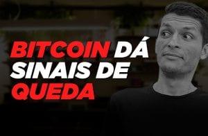 Bitcoin perde força e pode cair até 30%