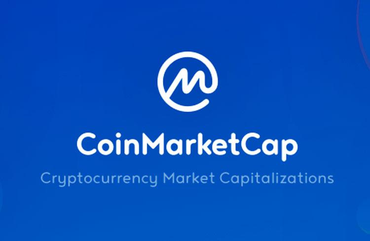 CoinMarketCap destaca 5 tokens mais procurados por investidores