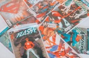 DC Comics estuda lançar artes no mercado de NFTs