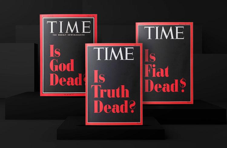 Revista Time transforma suas capas famosas em NFTs
