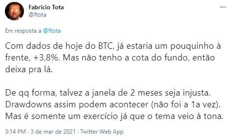 Fonte: Fabricio Tota/Twitter