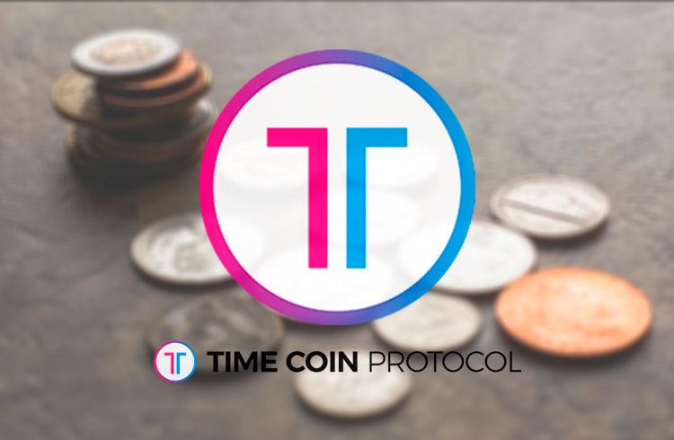 Venda especial de token da TimeCoin