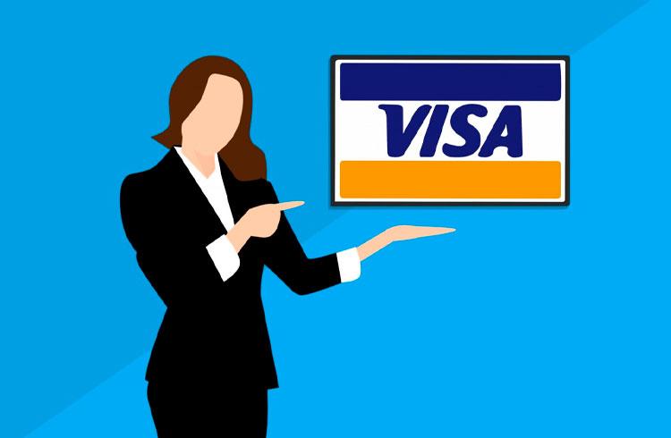 Visa permite que bancos no Brasil ofereçam criptomoedas