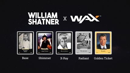 Coletânea com imagens inéditas de Willian Shatner. Fonte: WAX