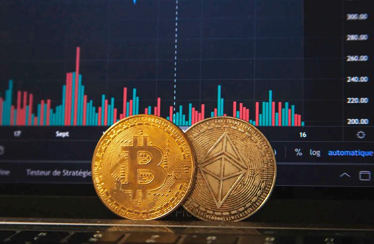 5 criptomoedas superaram Bitcoin e Ethereum no primeiro trimestre
