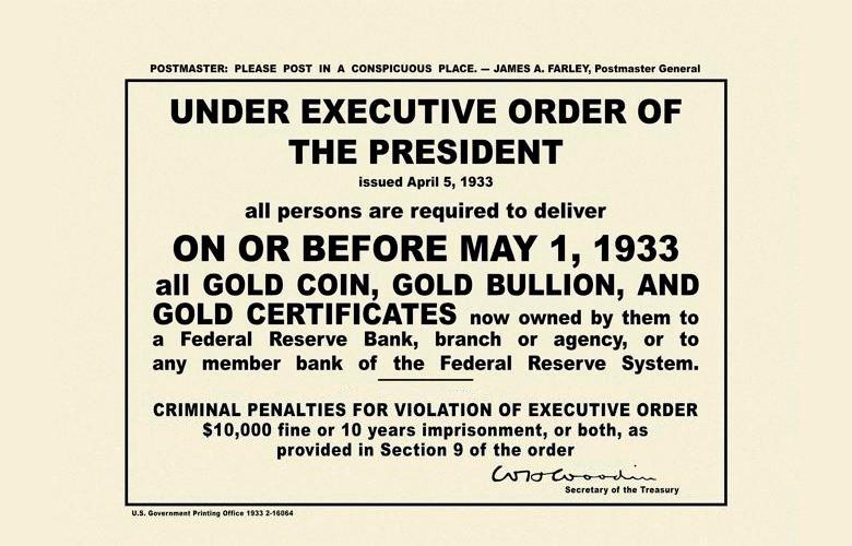 Ordem Executiva 6102