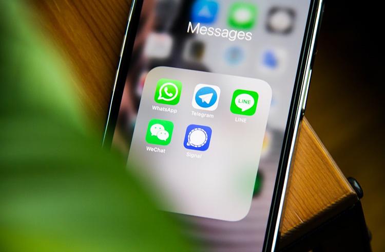 Signal estuda solução para envio de criptomoedas por mensagem