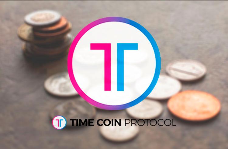 A melhor oportunidade de investir no token da TimeCoin (TMCN) para realizar ganhos de capital e renda