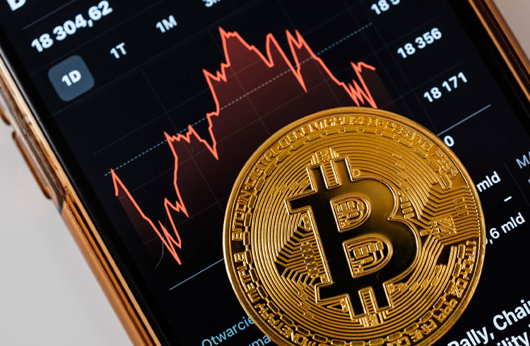 Coluna do TradingView: queda no valor do Bitcoin favorece altcoins