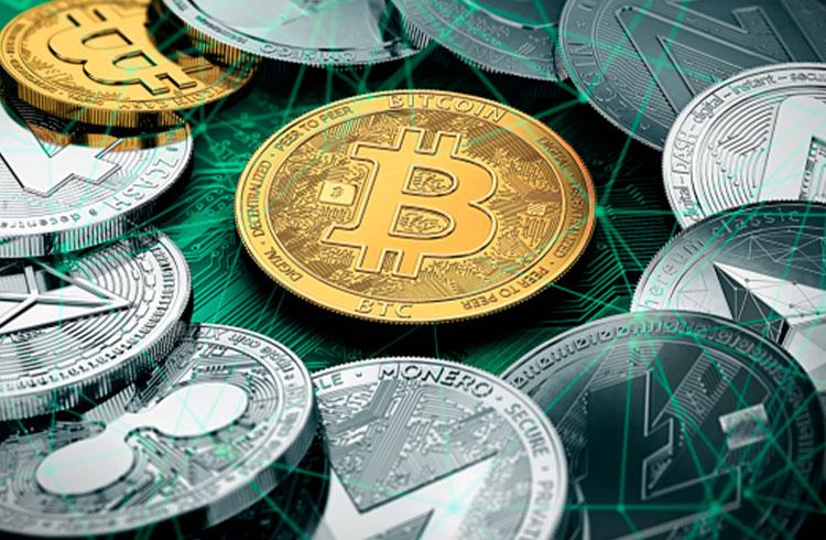 Leitura do gráfico de moeda