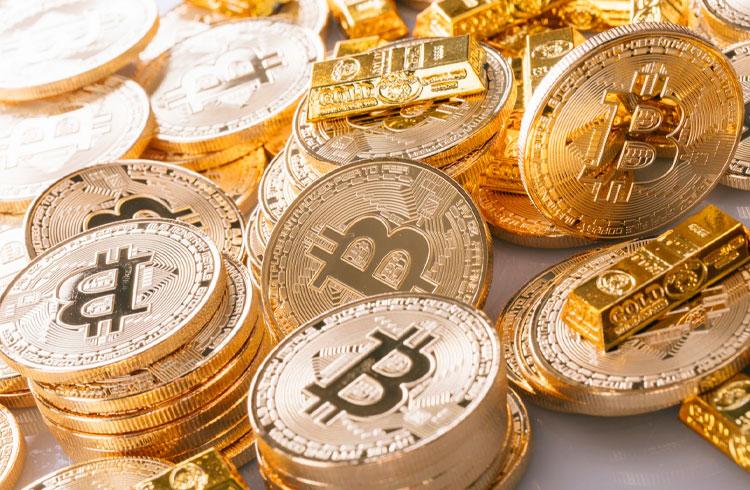 Fundo de Bitcoin pode superar maior ETF do ouro em breve