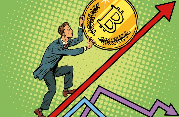 Grayscale aumenta seu fundo de Bitcoin em 10.000% em 1 ano