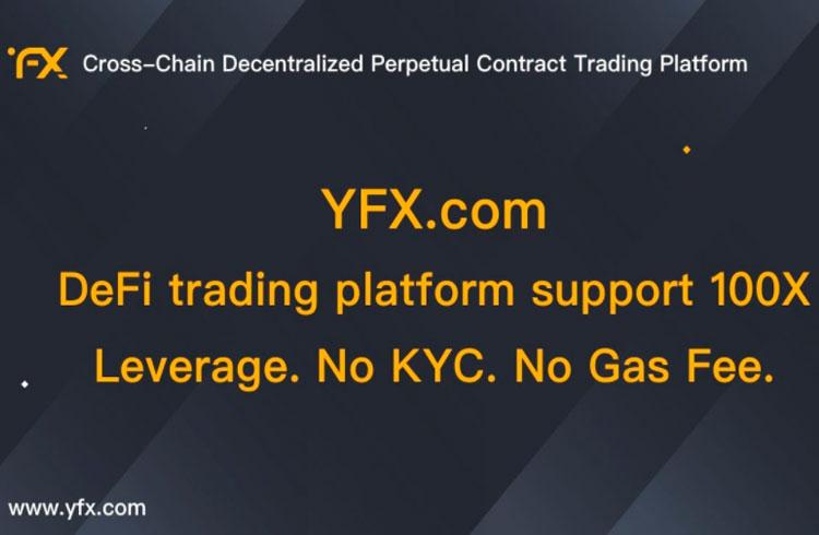 YFX.COM: plataforma decentralizada de contratos perpétuos
