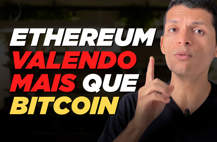 Ethereum ultrapassa a marca de R$ 17 mil!