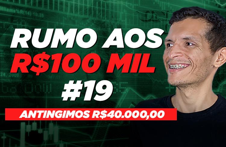 Juntei R$ 40.000 investindo pouco em criptomoedas | Rumo aos 100 mil #19